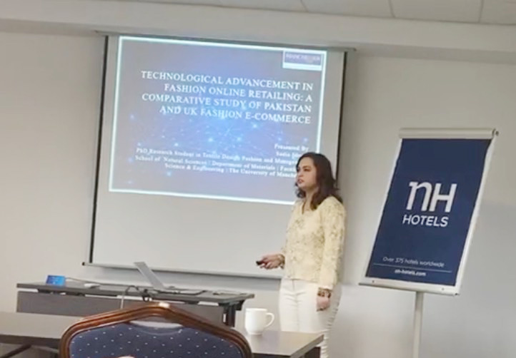 Photos of Nanomaterials Manufacturing Technologies and Applications in Tbilisi #10